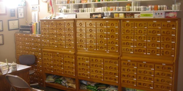 Herb Cabinets